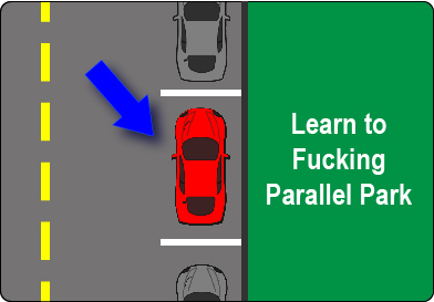 learn to parallel park